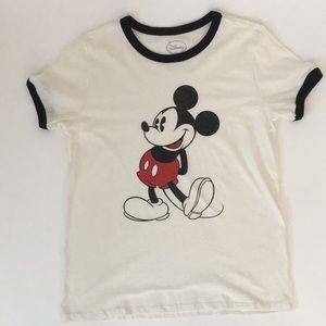 Disney Mickey Mouse T Shirt